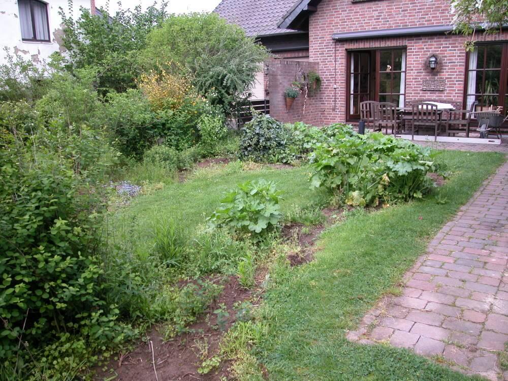 Gartenumgestaltung naturnaher Garten