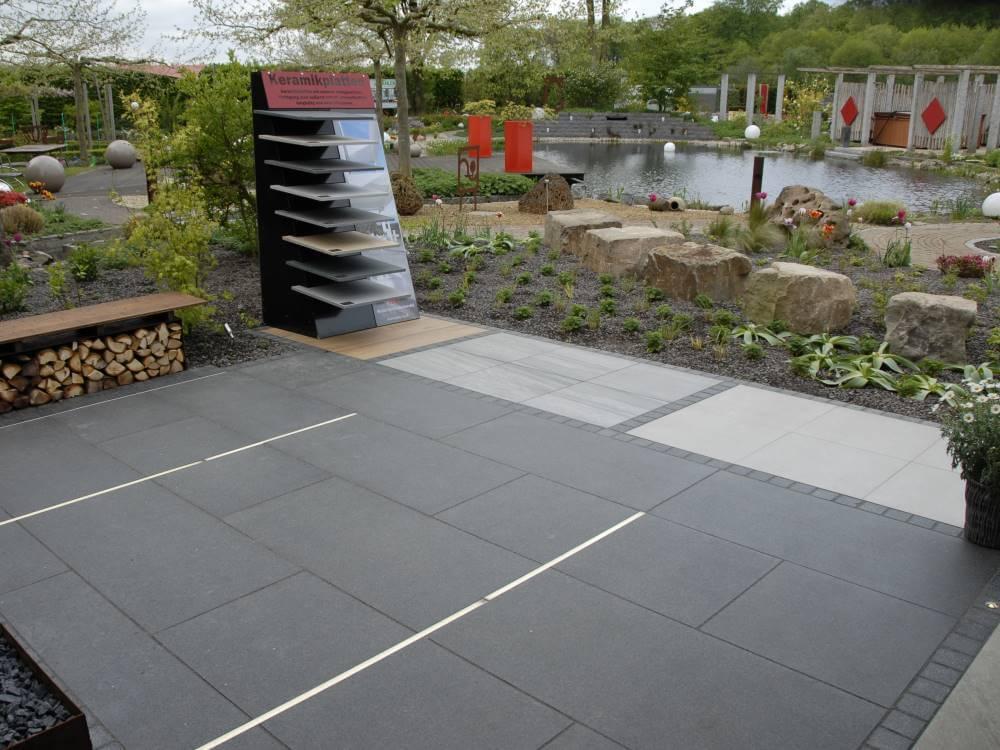 Keramikplatten Terrasse keramikplatten galabau mähler keramikplatten terrasse
