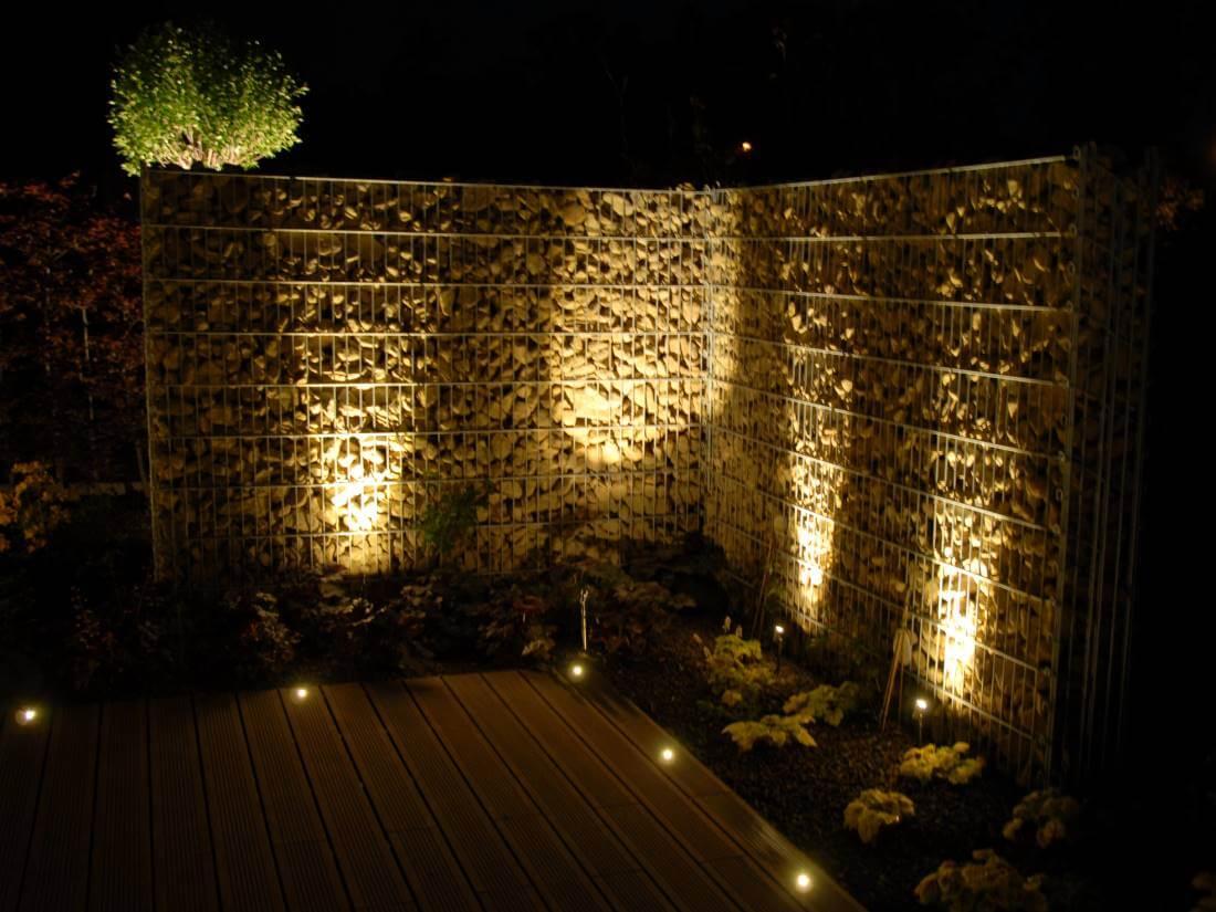 Led Strahler Garten Galabau Mähler Gartenbeleuchtung