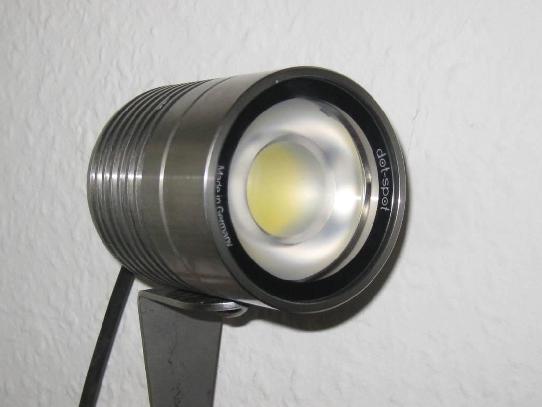 PowerLED Strahler Gartenbeleuchtung