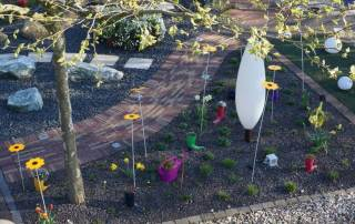 Sonnenfänger Garten