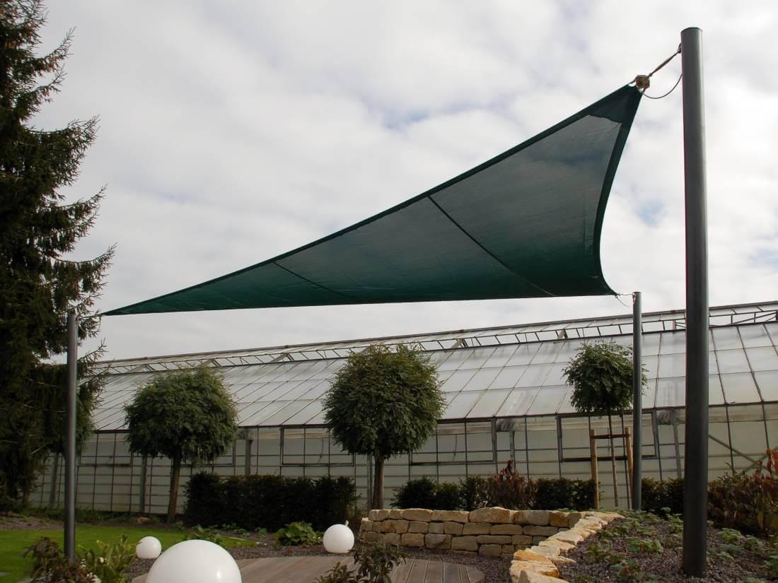 Sonnensegel Mit Gestell Perfect Siena Garden Dach Berlino