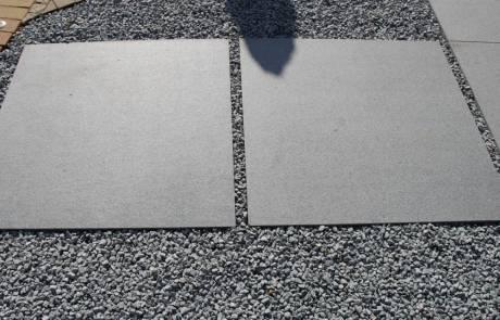 grosse Natursteinplatten 1,0 X 1,0 Meter