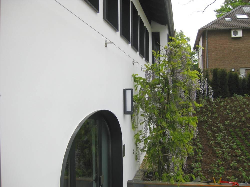 fassadenbegr nung galabau m hler vertikale begr nung. Black Bedroom Furniture Sets. Home Design Ideas