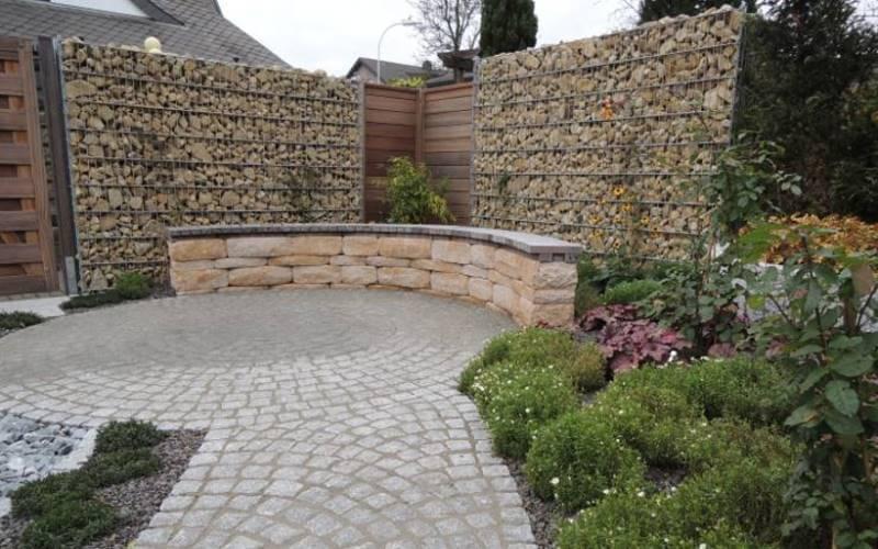 Kleinen Garten Gestalten Galabau M Hler Traumgarten