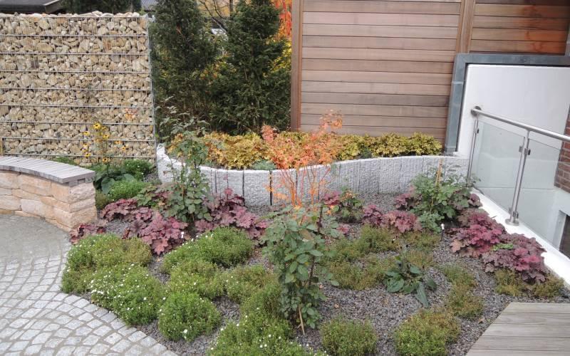 kleiner Garten Kleve