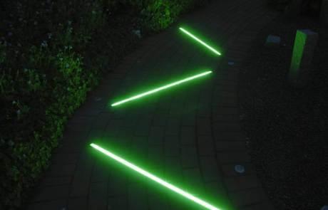 Lichtlinie RGB