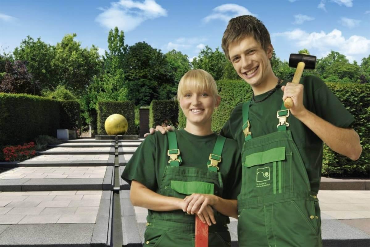 Ausbildung im Garten-und Landschaftsbau KLeve