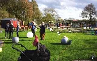 Offener Garten in Kleve