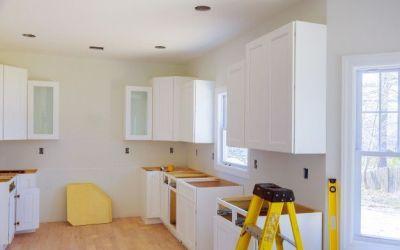Puertas de armario: esenciales en las cocinas de diseño