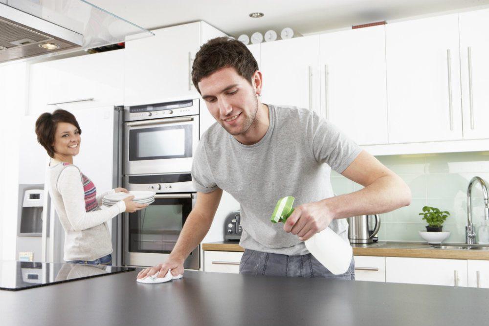 4 Consejos para mantener los muebles de madera de tu cocina