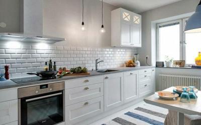 Tendencias en diseños de cocinas ► Estilo escandinavo
