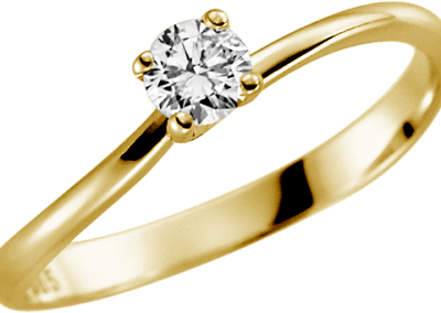 Rubin Verlobungsringe