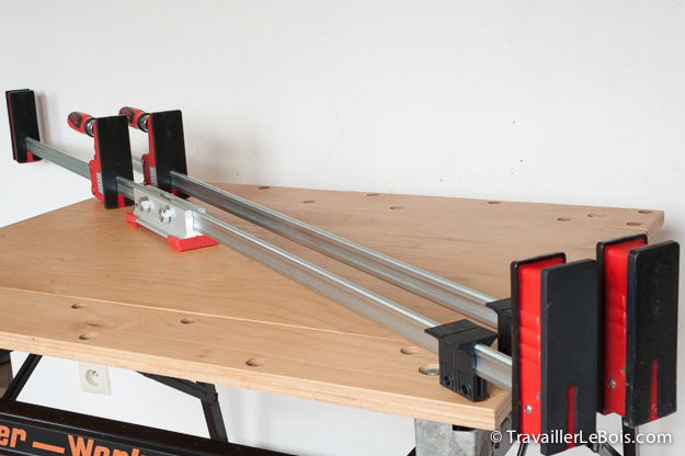Bessey KBX20 K Body Clamp Extender