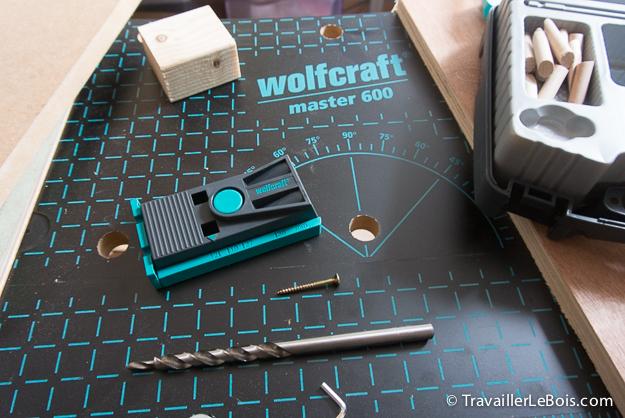 Wolfcraft Undercover Jig