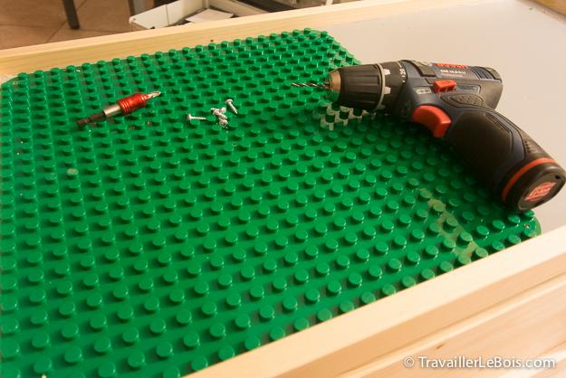 Plaque Duplo (Lego)