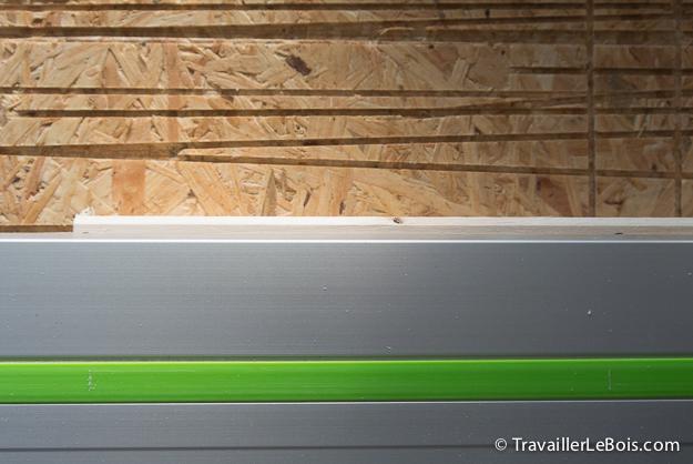 Rail de guidage Festool