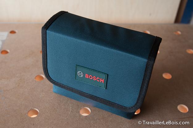 Niveau laser Bosch GLL 3-80 P