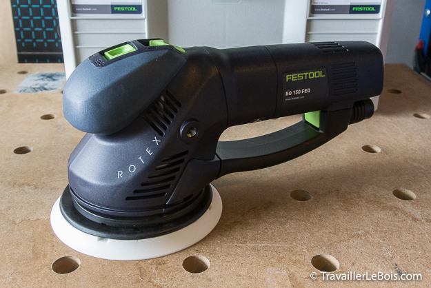 Ponceuse festool rotex