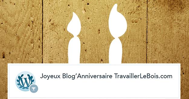 Anniversaire : Le blog a 2 ans