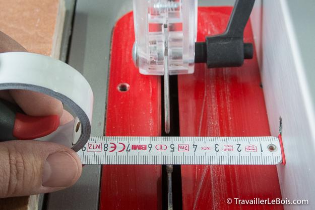 Mètre ruban BMI