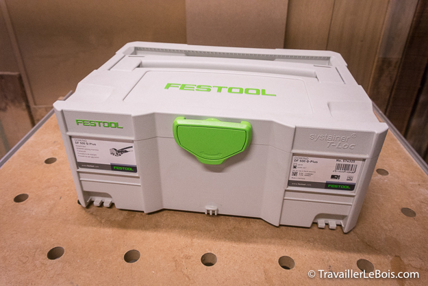 Fraiseuse Festool Domino DF 500