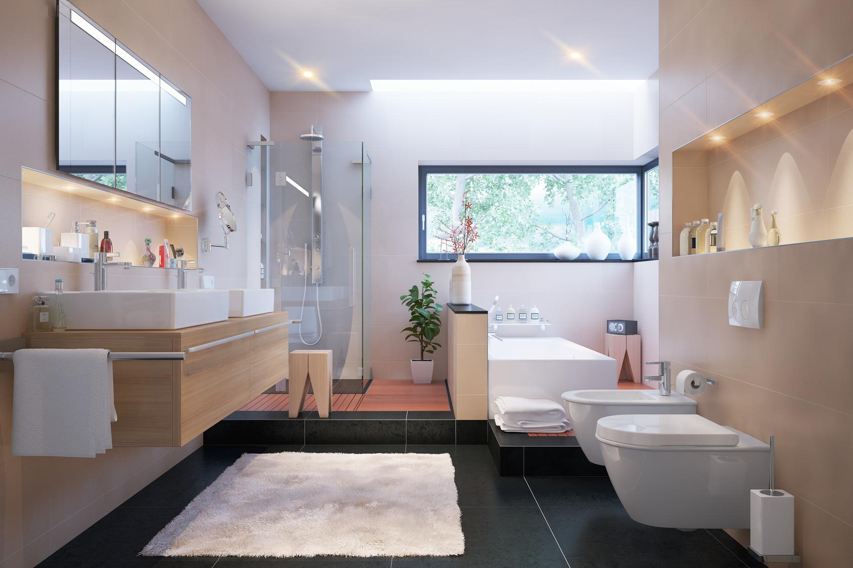 choisir un carrelage au sol pour salle de bain