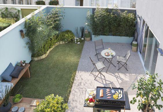 6 astuces pour amenager un petit jardin