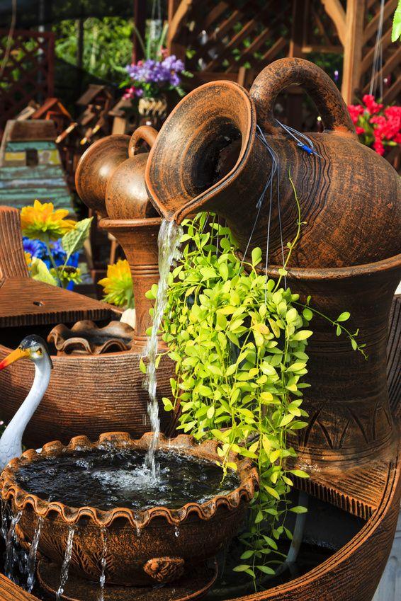 prix de l installation d une fontaine d