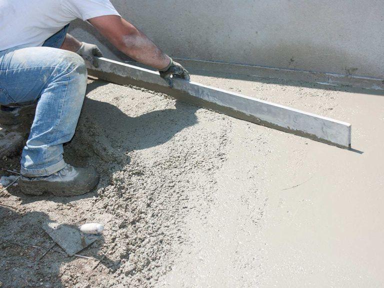 exemple de devis dalle en beton