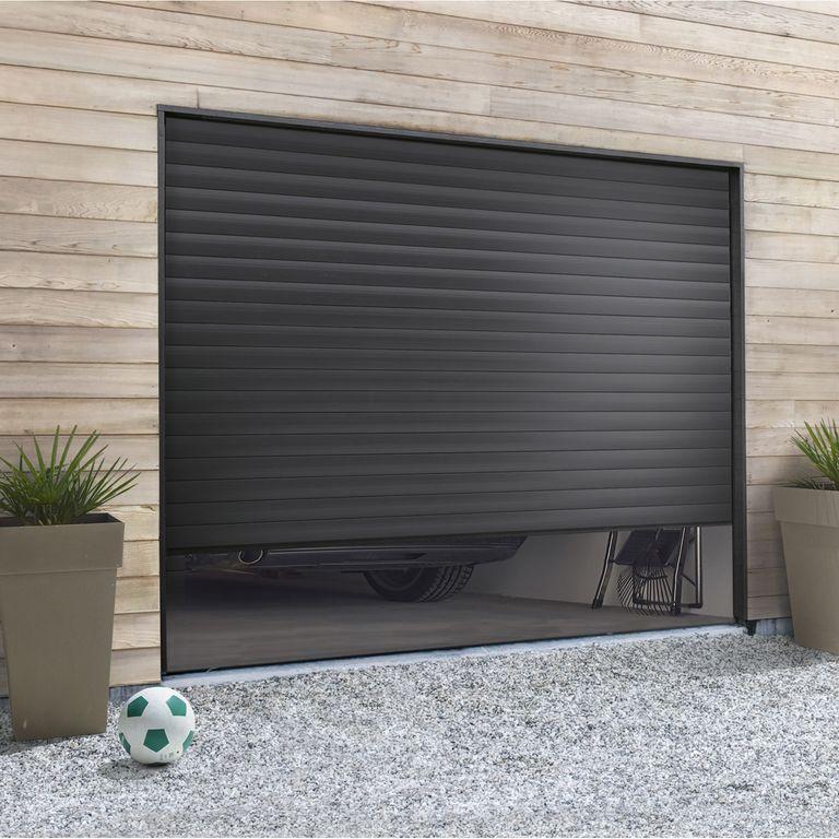 prix d une porte de garage en pvc