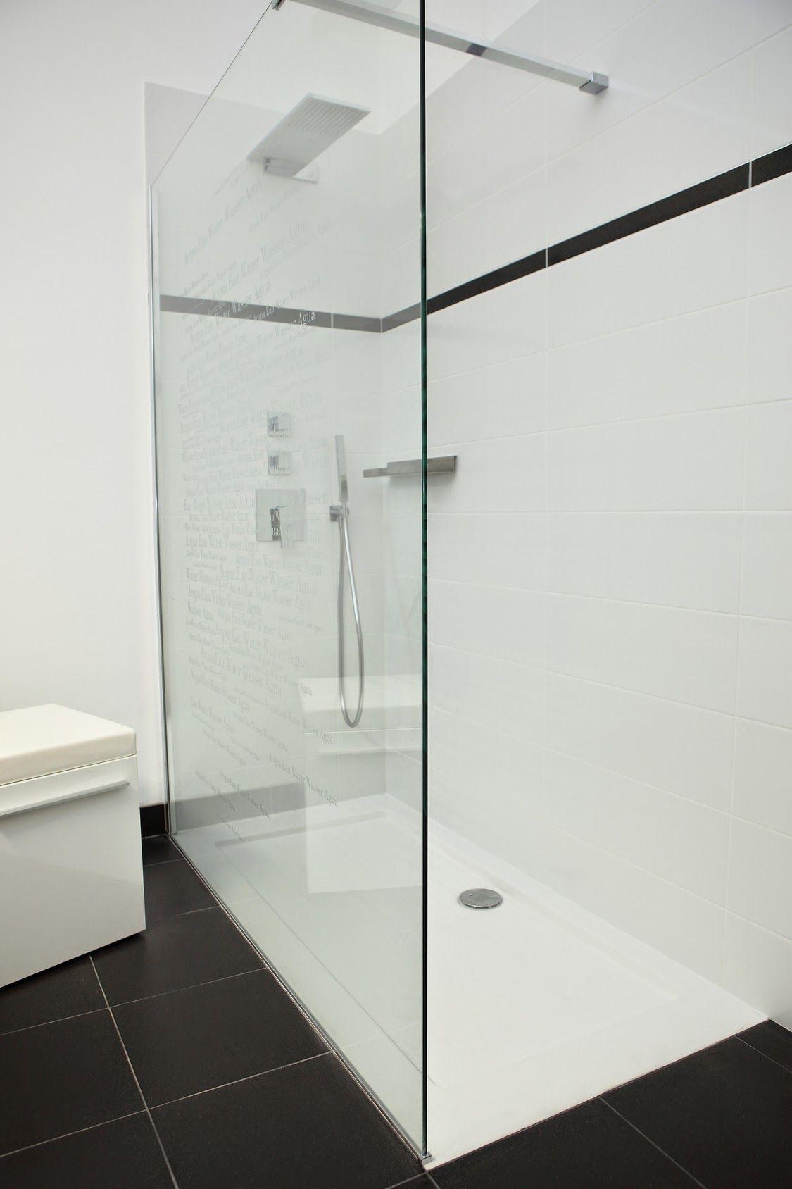 installation d une porte de douche