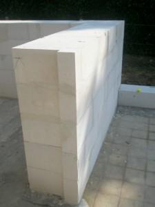 prix du beton cellulaire au m2
