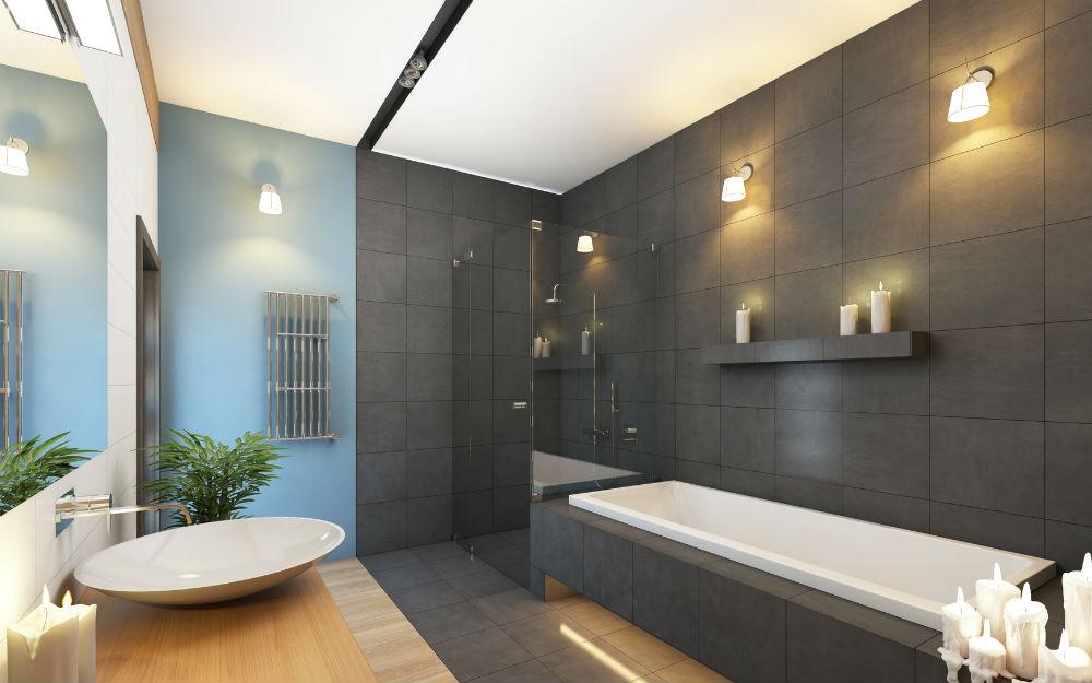 Amenager Une Salle De Bain Moderne