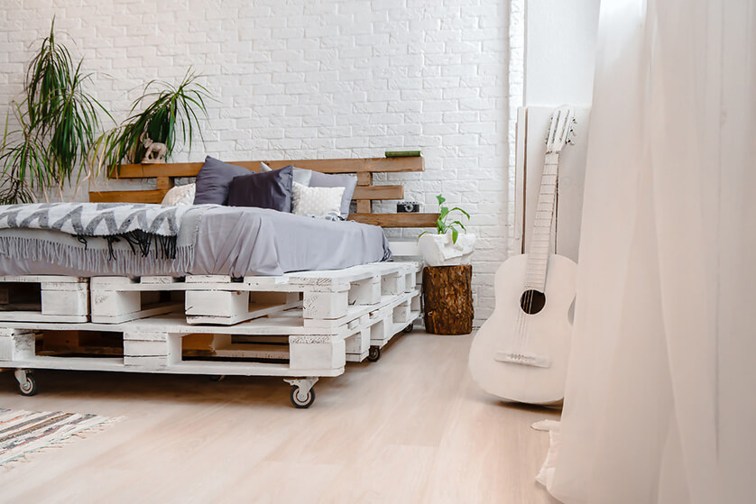 fabriquer un meuble en palette
