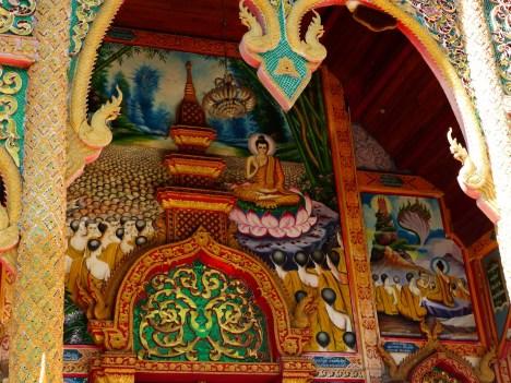 Temple near Pai