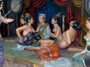 Explicit scenes shown inside Win Sein Taw Ya