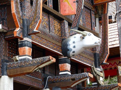 Tana Toraja - traditional house Christian Jansen & Maria Düerkop