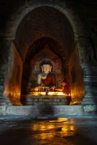 Buddha in Bagan Temple Christian Jansen & Maria Düerkop