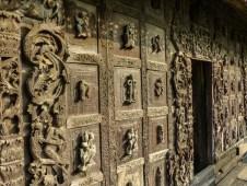 Mandalay - Teak monastery Christian Jansen & Maria Düerkop