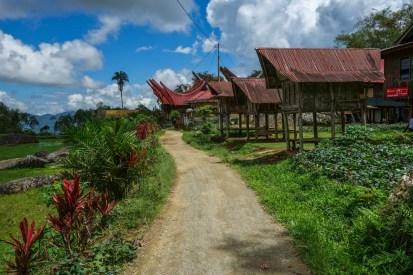 Tana Toraja - village path Christian Jansen & Maria Düerkop