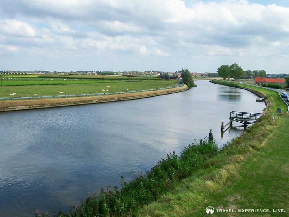 Yser River, Flanders