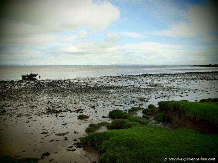 Solway Firth on Hadrian's Wall Path