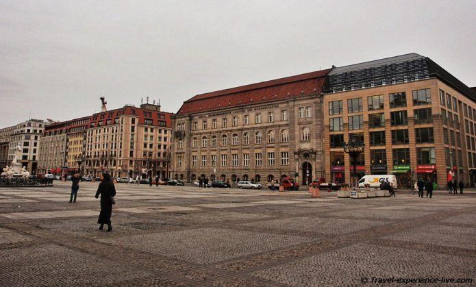 Gendarmenmarkt, Berlin, Germany.