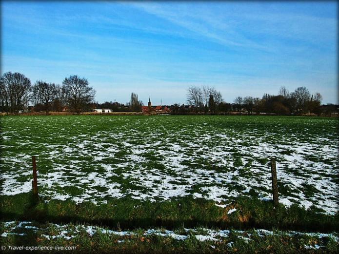 Larum, Geel, Belgium.
