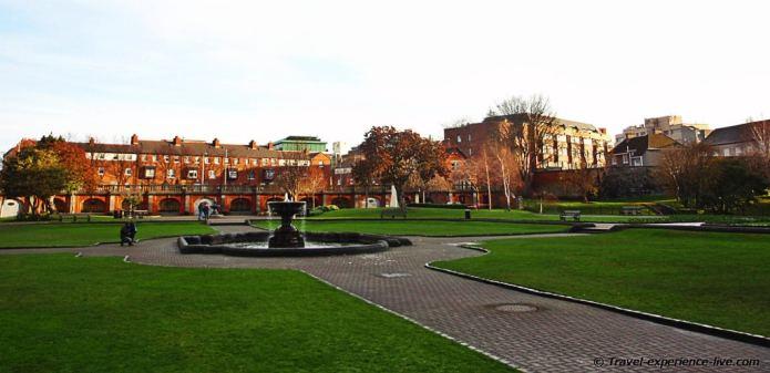 Saint Patrick's Park, Dublin.