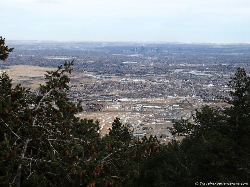 Lookout Mountain, Denver, Colorado.
