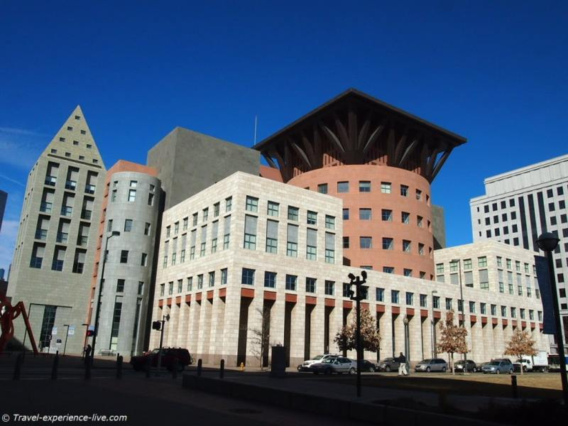 Denver Public Library.