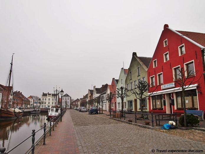 Weener, Germany.