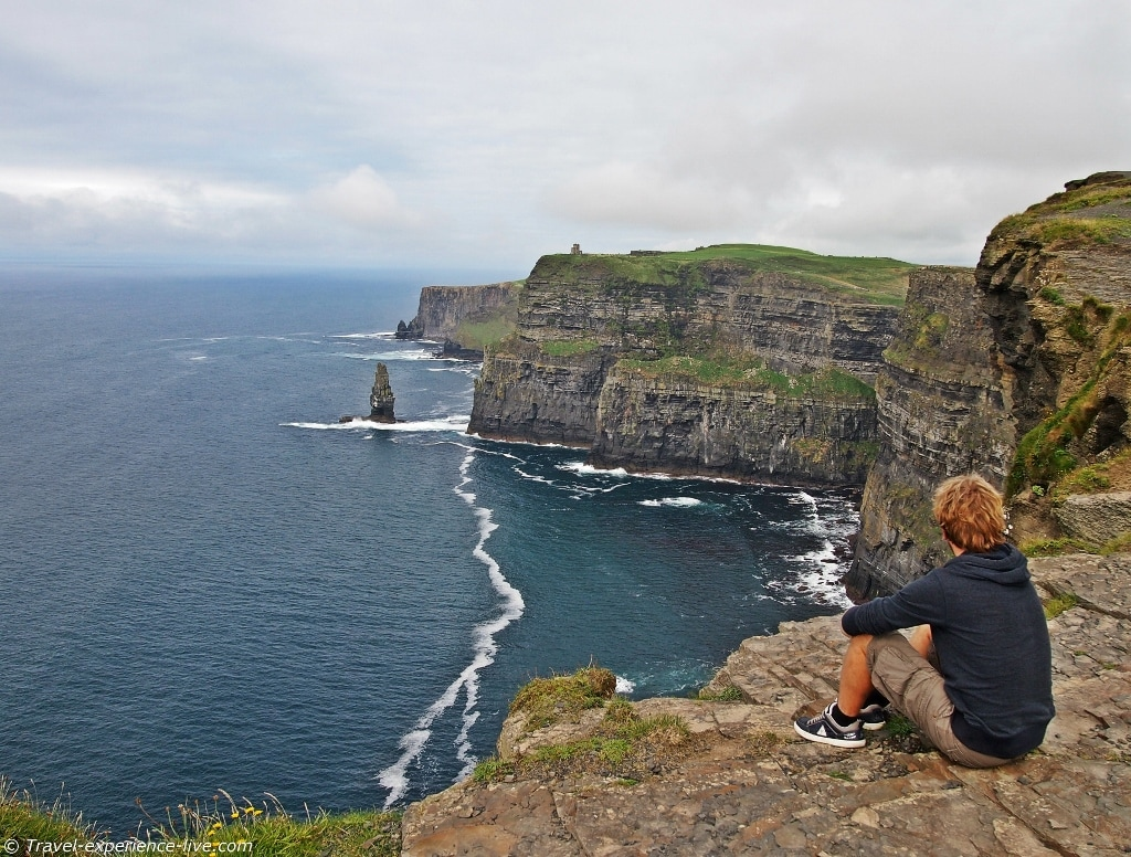 Cliffs of Moher, Ireland.